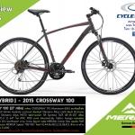 MERIDA CROSSWAY 100 (2015)