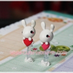 Bunny&heart