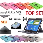 Case Samsung Galaxy Note 10.1 2014 Cover Edition P600/P601 รุ่น Rotary 360 tablet holster
