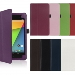 ASUS Google Nexus 7 2nd Tablet PU Leather Protective Case Stand Cover