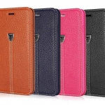 Luxury XUNDD Real Leather Case For Samsung Galaxy J7