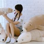 ตุ๊กตาหมีขี้เซา zzZZ