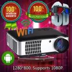 โปรเจคเตอร์รุ่นTop Rd806 wifi