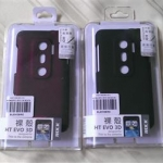 Case ROCK nakedshell Naked Ultra-thin series for HTC EVO 3D
