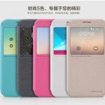 NILLKIN เคสมือถือ Samsung Galaxy S6 รุ่น Leather Sparcle Case