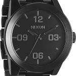 นาฬิกา Nixon Corporal SS Watch in All Black