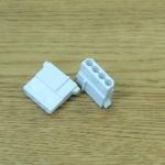 Connector Molex ตัวเมีย สีขาว jmt