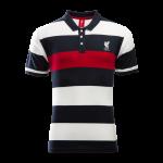 เสื้อโปโลลิเวอร์พูลของแท้ Large Stripe Polo
