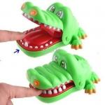เกมส์จระเข้งับนิ้วมือ Crocodile Dentist