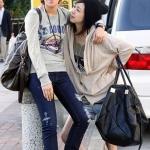 [ พร้อมส่ง ] - กระเป๋าแฟชั่น นำเข้าสไตล์เกาหลี สีดำ ดีไซน์เก๋ไม่ซ้ำแบบใคร สาวๆชอบกระเป๋าสะพายเท่ๆ ห้ามพลาดใบนี้