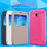 เคส Samsung Galaxy J7 Sparkle Leather Case NILLKIN แท้ !!