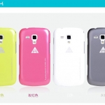 Case ROCK New Nakedshell series for Samsung Galaxy S Duos