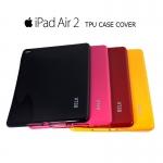 - เคสTPU ฝาครอบหลัง iPad Air 2