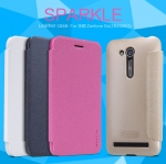 เคสมือถือ Asus ZenFone Go 4.5 นิ้ว ZB452KG Sparkle Leather case NILLKIN แท้ !!