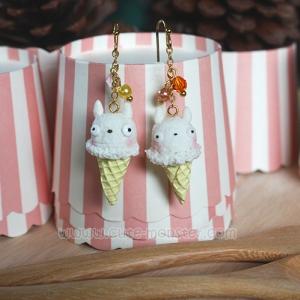 Chibi totoro Ice-cream