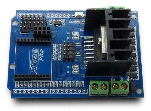 MotoMama (L298N+Wireless interface)