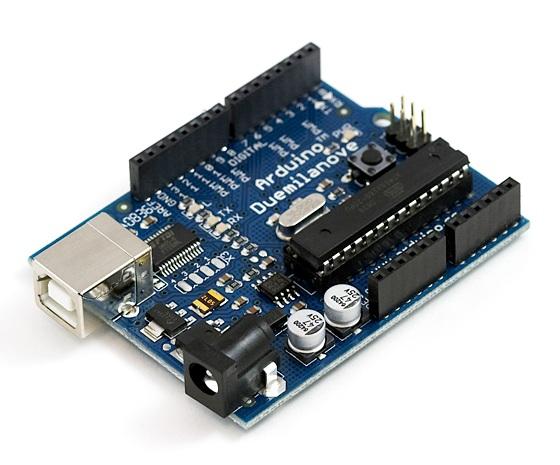 Arduino Duemilanove (328P) แถมสาย USB
