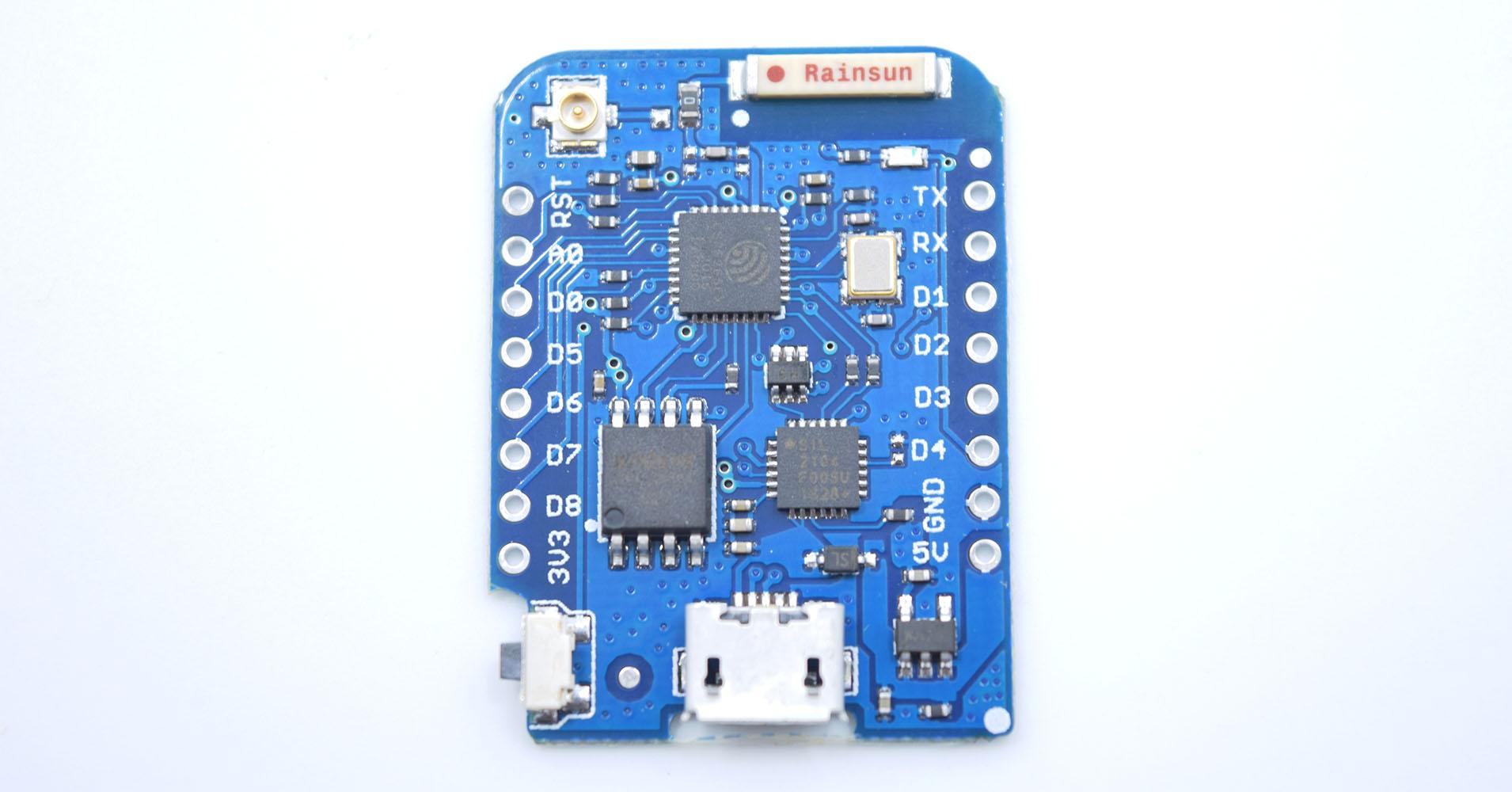WeMos D1 mini Pro