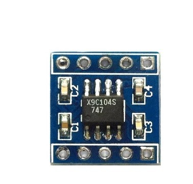 Digital Potentiometer Module (X9C104)