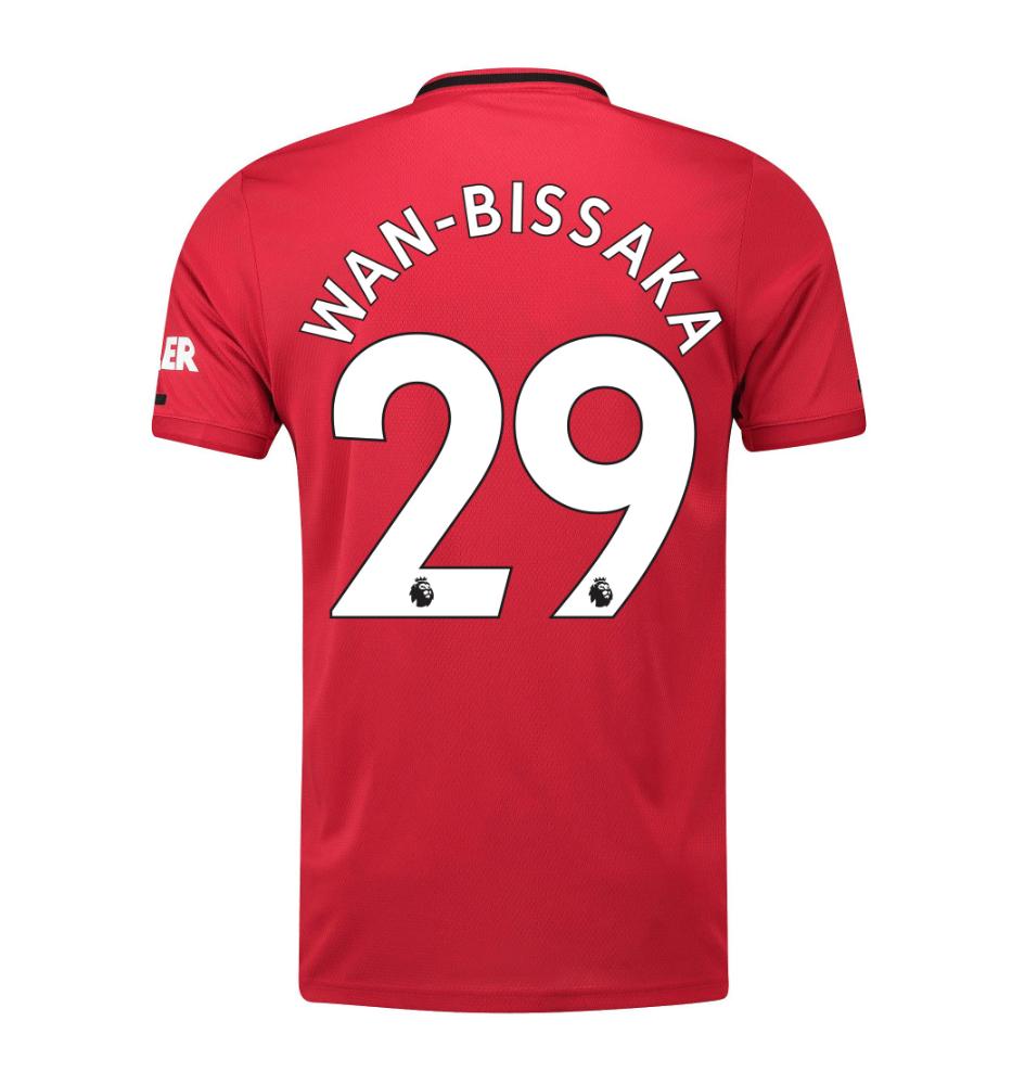 เสื้อแมนเชสเตอร์ ยูไนเต็ด 2019 2020 Wan-Bissaka 29 ทีมเหย้าของแท้ - ร้าน แมนยูแฟนช้อป Manu Fan Shop ขายเสื้อแมนยู ไนเต็ด รับสั่งเสื้อ และของที่ระลึก  Manchester United นำเข้าจากอังกฤษ เสื้อแมนยู ของแท้ 100% : Inspired by  LnwShop.com