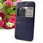 เคส Samsung Galaxy J5 Prime รุ่น Business Case โชว์เบอร์ สีน้ำเงิน