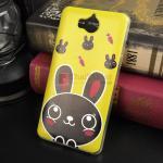 เคส TPU ใสครอบหลังลายการ์ตูน Huawei Y5 2017 ลาย 04