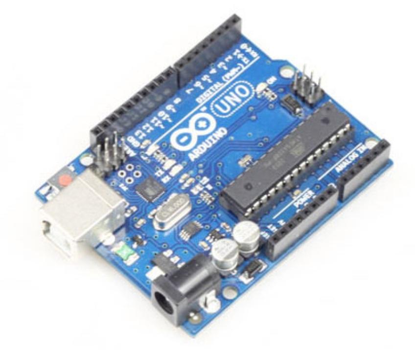 Arduino UNO R3 แถมสาย USB