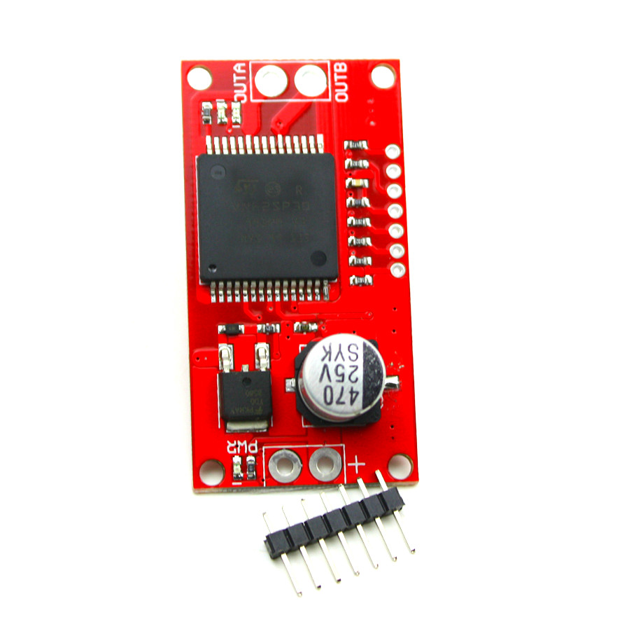 30A Single Channel Motor Driver Board (VNH2SP30)