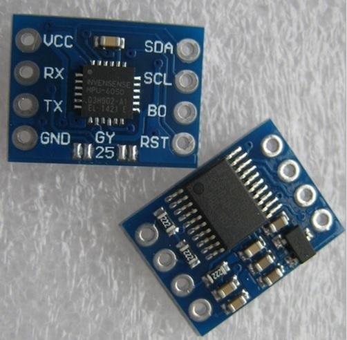 Serial Accelerometer/Gyro Module (MPU6050)