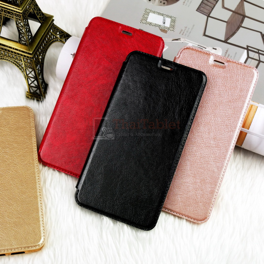 Luxury Leather Case For OPPO R9s