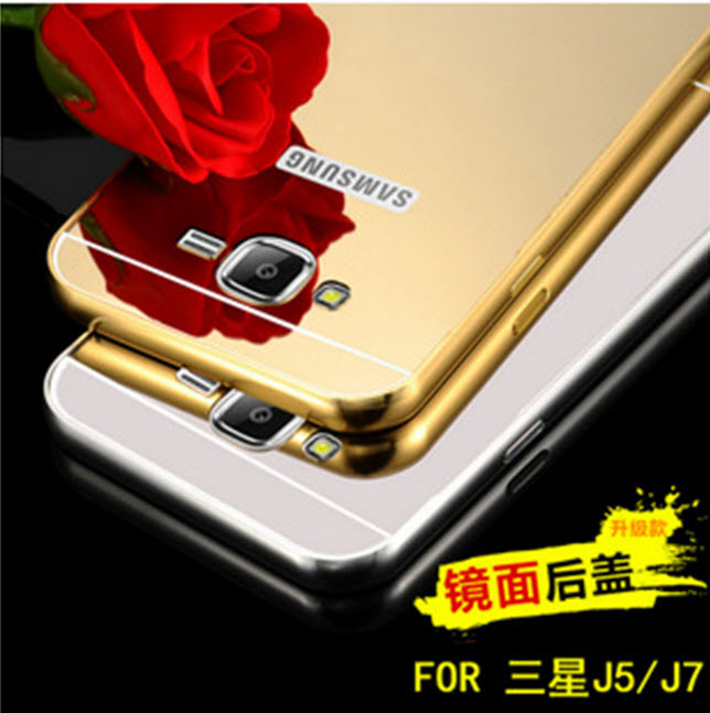 Aluminum Bumper Frame For Samsung Galaxy J7 Core รุ่น High Luxury