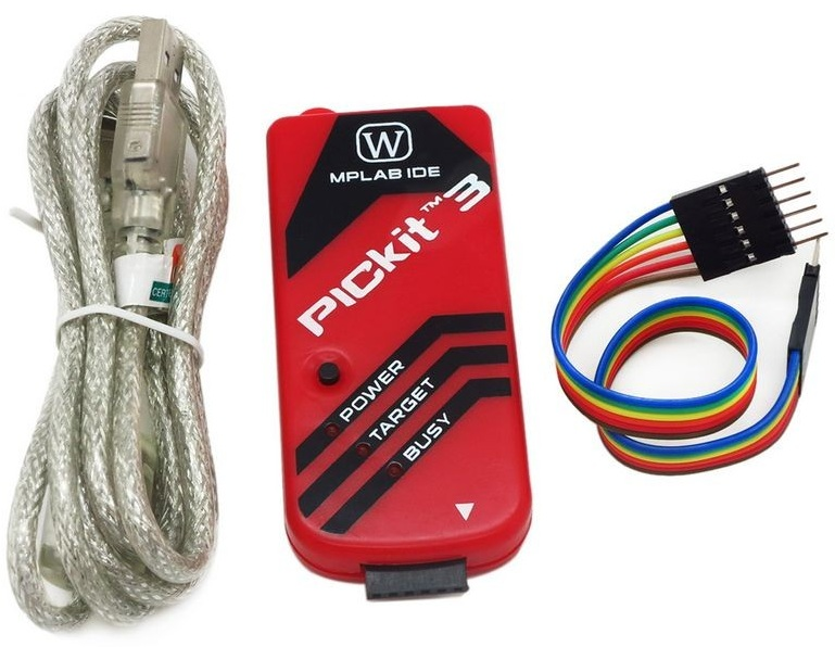 PICKIT 3.5+ (Microchip's PicKit 3 Compatible 100%)