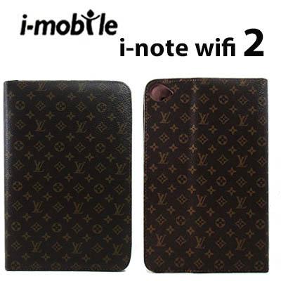 เคส I-mobile i-note wifi 2 หลุยซ์ LV
