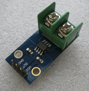 5A Current Sensor Module (ACS712ELCTR-05B)