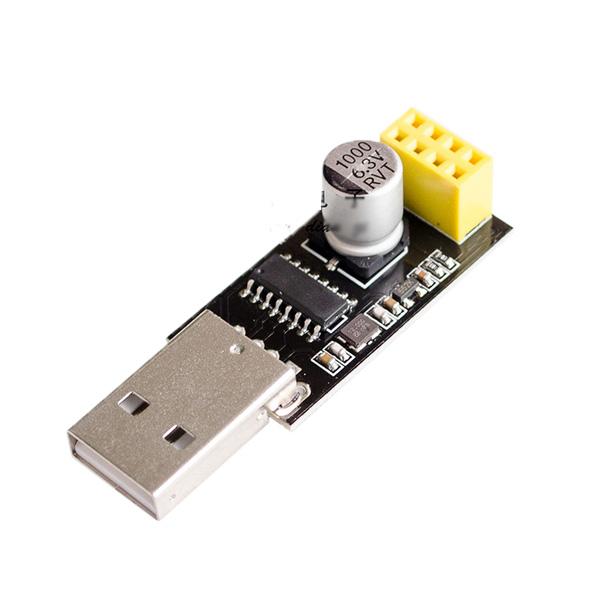 USB to ESP8266 (ESP-01) Adapter