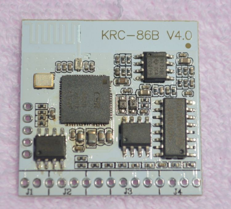 Bluetooth 4.0 Audio Module (KRC-86B new version)