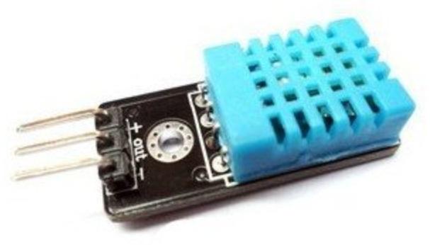Digital Temperature Humidity Sensor Module (DHT11)