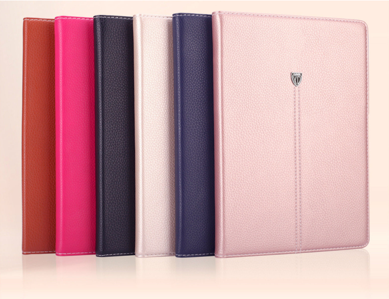 """Luxury Real Leather Case Samsung Galaxy Tab S2 8""""/Tab S2 VE 8"""""""