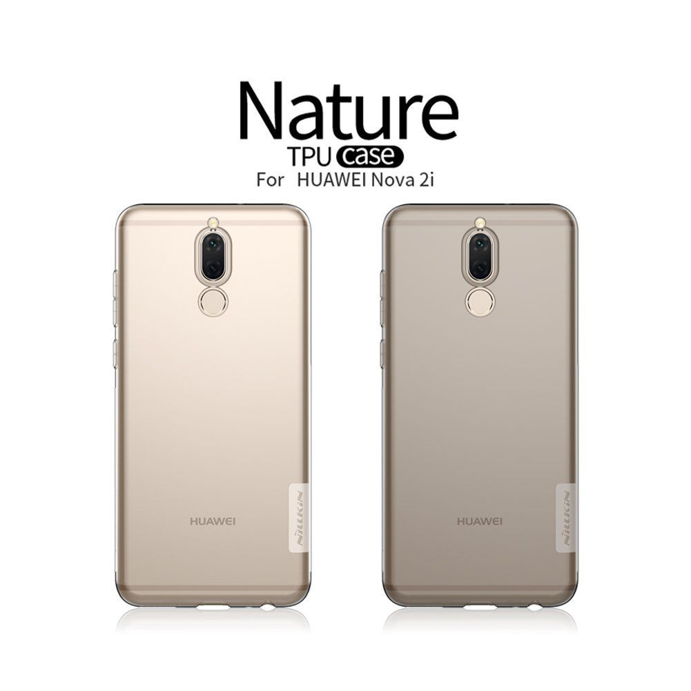 Nillkin Nature Slim Clear TPU Case Cover for Huawei Nova 2i