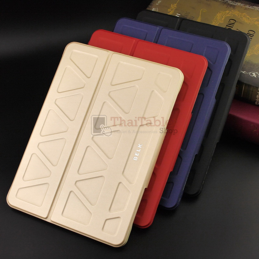 Belk 3D Smart Protection Cover Case For iPad Air 1 รุ่นใหม่ล่าสุด