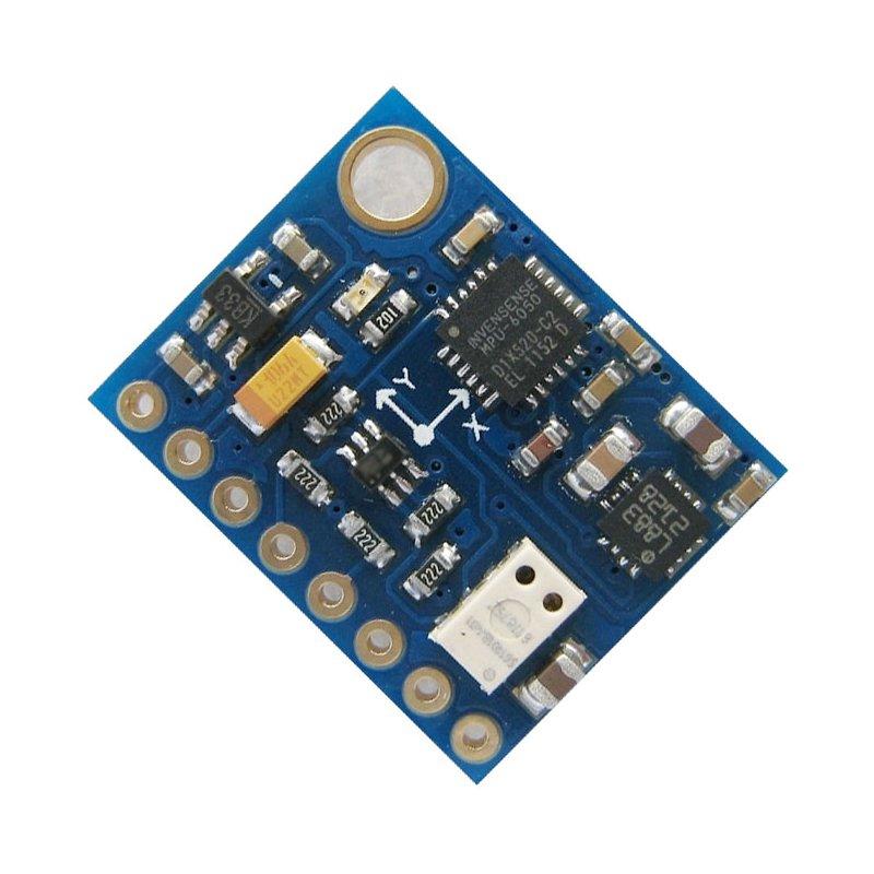 GY-86 IMU/10DOF (MPU6050 HMC5883L MS5611)