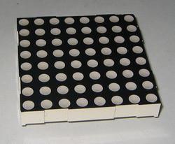 LED Dot Matrix 8x8 Red Color ขนาด 60mm x 60mm