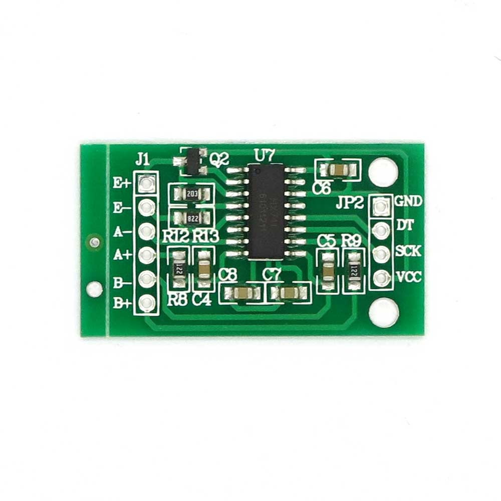 Dual-Channel Weight Sensor Module (HX711)