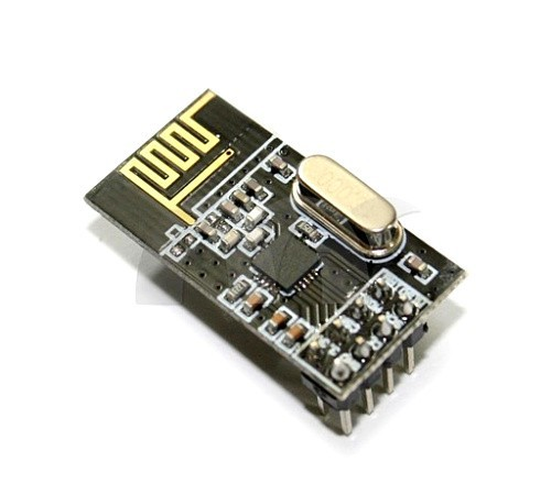 SI24R01 Wireless Transceiver Module (nRF24L01+ compatible)