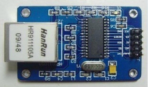 Ethernet (ENC28J60) Module
