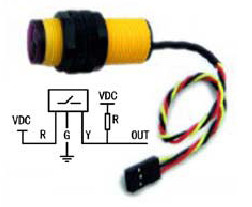 Infrared Distance Sensor (E18-D80NK)