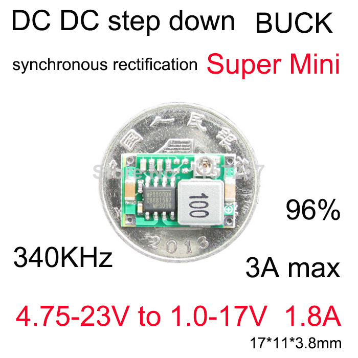 DC to DC Step Down Mini Module