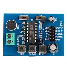 Voice Recording/Playback Module (ISD1820)