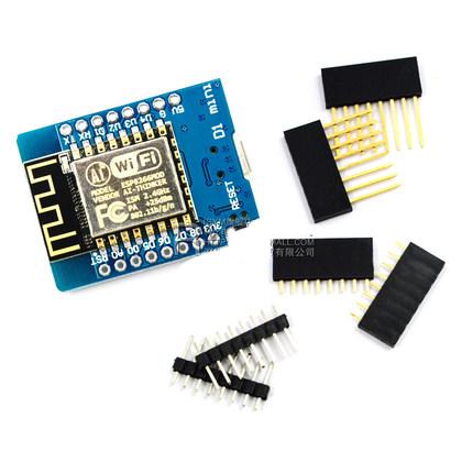 D1 Mini (WeMos D1 Mini Compatible)
