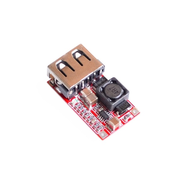DC-to-DC Step Down (5V 3A) USB Power Module